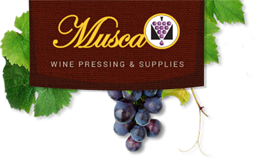 Musca Wine Pressing and Supplies